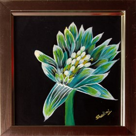 Floral on Canvas-6